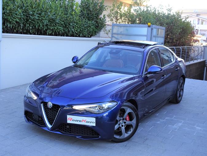 Alfa Romeo GIULIA 2.2 180CV AT8
