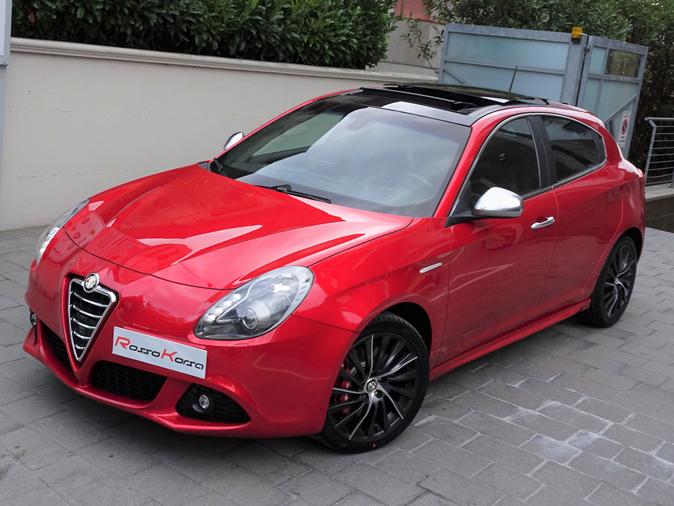 Alfa Romeo Giulietta 2.0 JTDm 170CV TCT