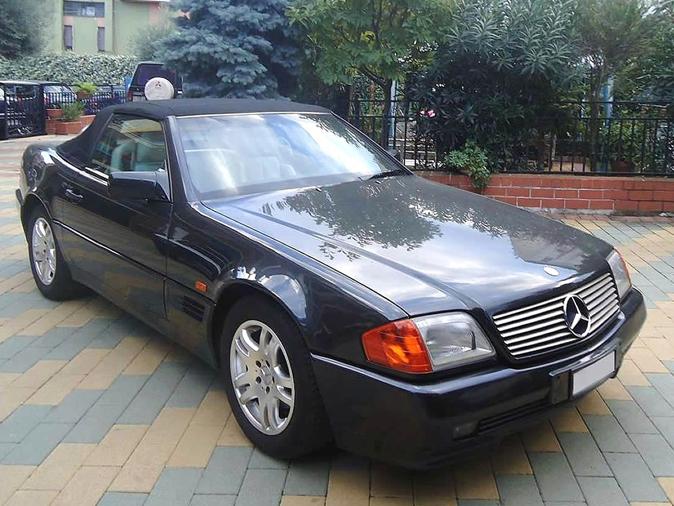 Mercedes-Benz SL320