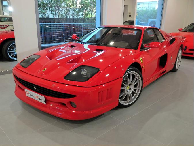 Ferrari F512 M V12 Custom